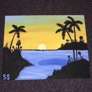 Island painting